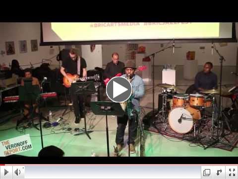 Nate Smith + KINFOLK @ BRIC JazzFest