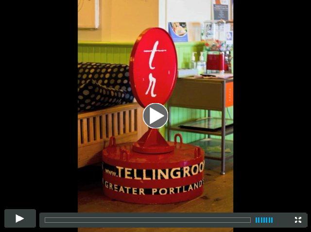 The Telling Room Volunteer Experience