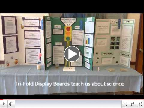 Hillel Minute (Tri-Fold Display Boards).wmv
