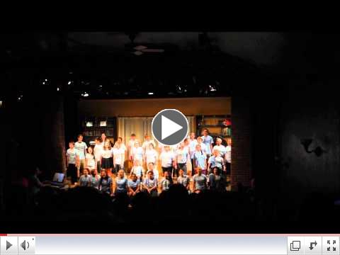 VIP Company and Young Performers Company - Summer Recital 2014
