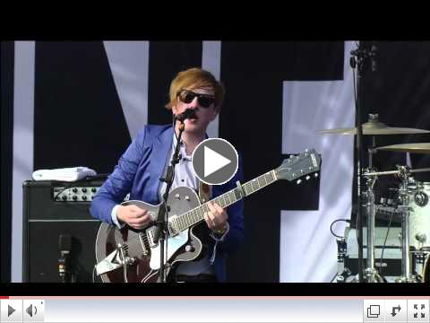 Two Door Cinema Club - Something Good Can Work recorded live at Lollapalooza, August 5th, 2011