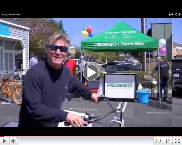 Member Spotlight: Pedego Electric Bikes