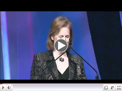 At NBAA2011 Combs Gates Award Presented to Filmmaker