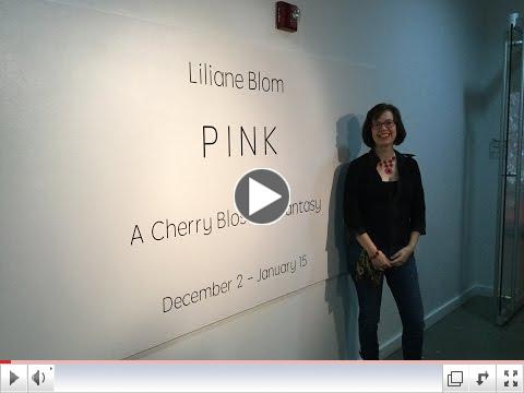 Portrait of an Artist and Local Entrepreneur - Liliane Blom