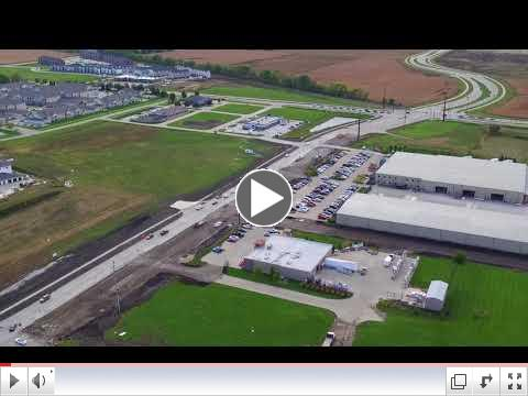Waukee Alice's Road Phase IV Timelapse Video