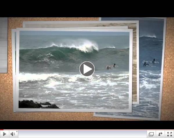 Hurricane Norbert surfers- Mazatlan, Sinaloa, Mexico