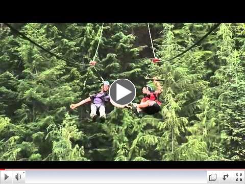 WildPlay Element Parks :: ZOOM Zip Lines