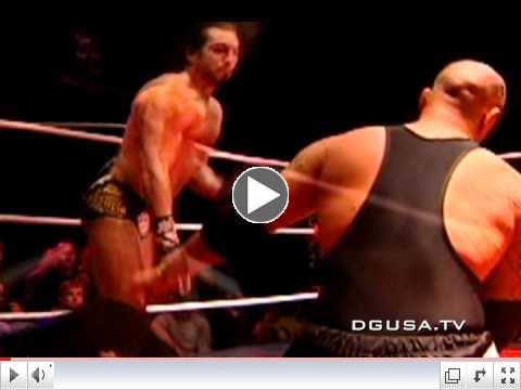 DGUSA Way Of The Ronin With Bryan Danielson (Daniel Bryan) vs. Jon Moxley (Dean Ambrose)