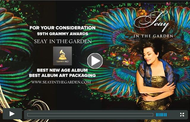 SEAY 'IN THE GARDEN' - BEST NEW AGE ALBUM - FOR YOUR CONSIDERATION
