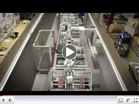 Braille Camera Inspection for Pharmaceutical Carton Manufacturers by Valco Melton