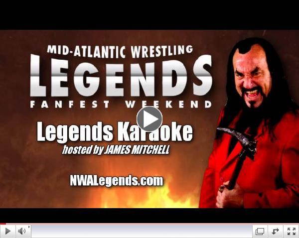 Sinister Minister Sings Karaoke In Charlotte Next Month!