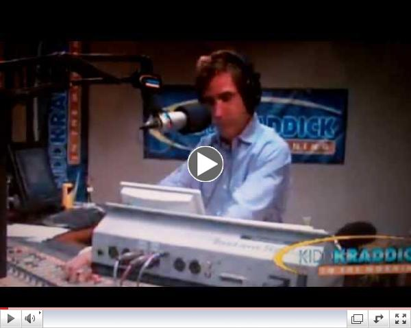 Kidd Kraddick in the Morning - Phone Call to Matthew Davidson