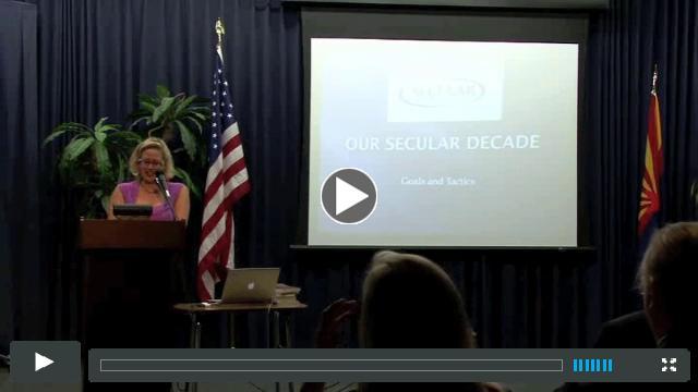 Sean Faircloth, Executive Director, Secular Coalition for America: Secular Coalition for Arizona