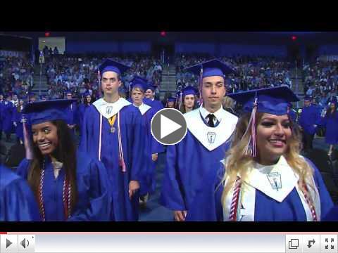 Grapevine High School Graduation