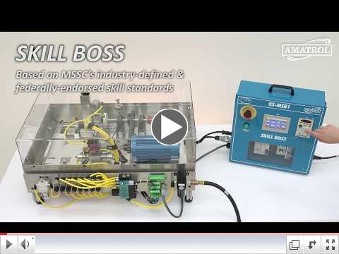 Check out Skill Boss Hands-On trainer at work!