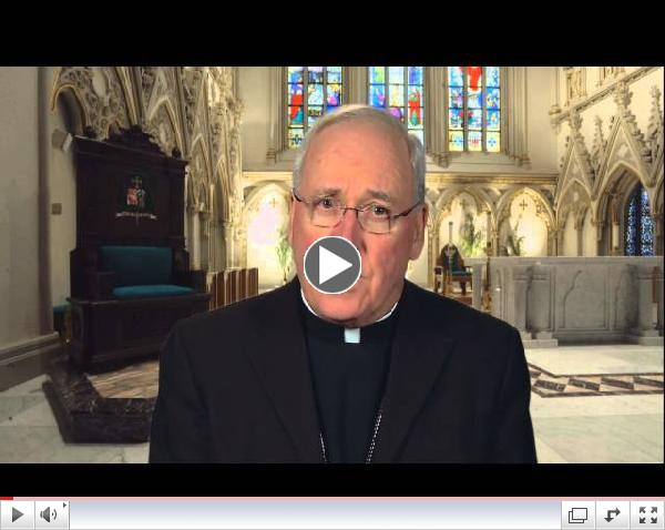 Bishop Malone's Message for #NCCL2015 in Buffalo, NY