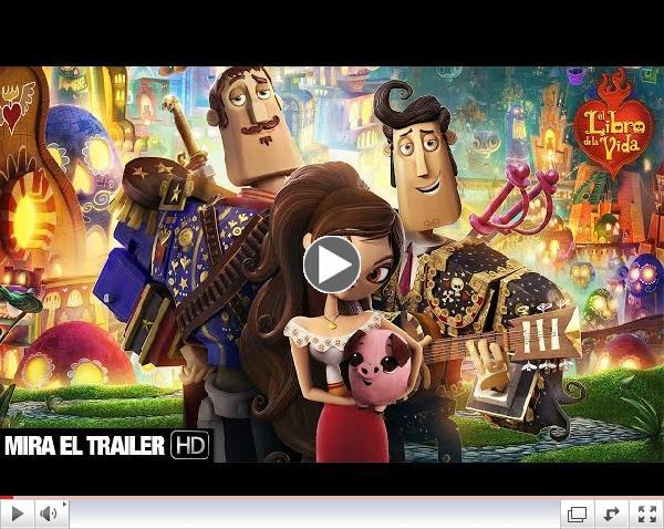 El libro de la vida | Trailer español HD | #librodelavida