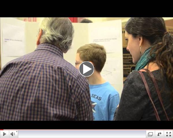 District 58 Science Fair 2014