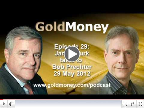 Robert Prechter and James Turk on inflation vs deflation