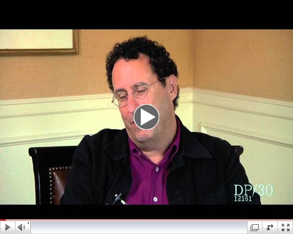 Screenwriter Tony Kushner on LINCOLN