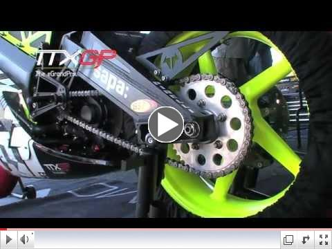 Steve Atlas Icon Brammo Practice Infineon TTXGP North American Championship 2012
