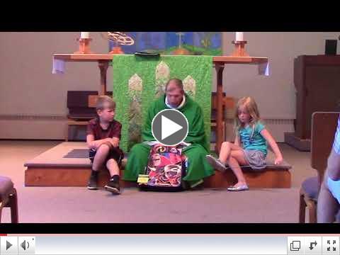 Children's Sermon -