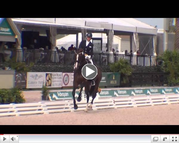 Watch Megan Lane and Caravella in their winning Freestyle test!