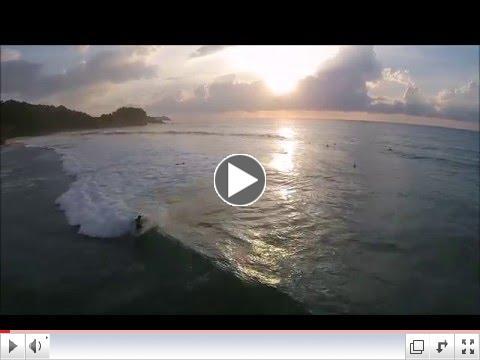San Pancho Surf Video