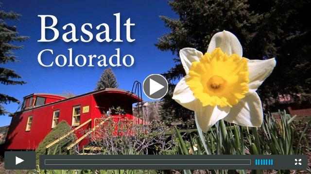 Basalt Colorado:  The Magic of Spring