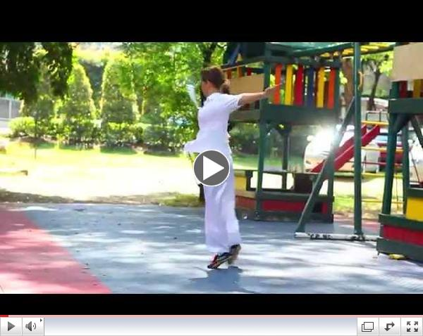 World Tai Chi Day - Quezon City Philippines 2014