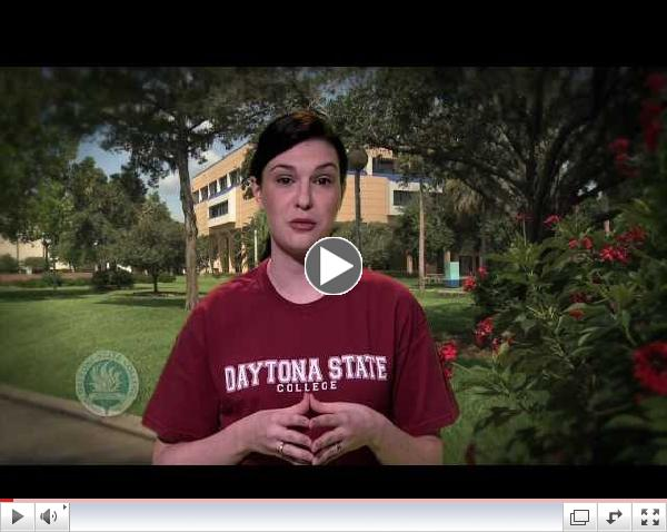 What's that Angela? Daytona State ranks No. 1 among its 28 Florida College System counterparts in success rates for college-prep reading and math.