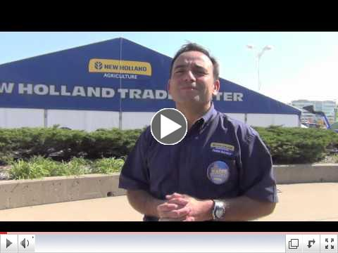 World Dairy Expo - New Holland Trade Center
