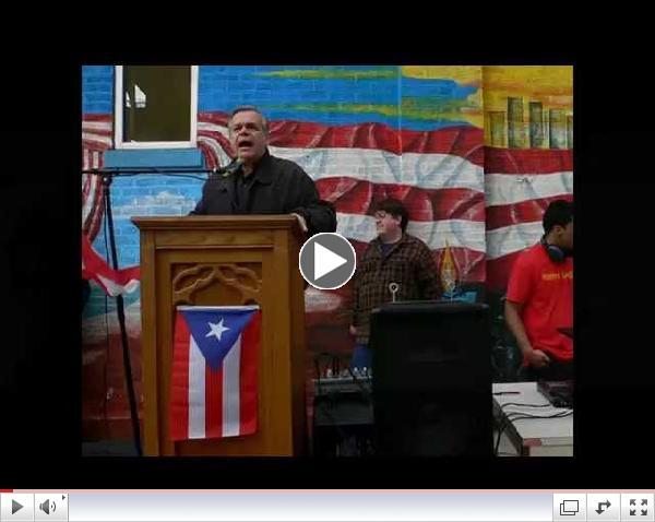 CCA 2014 Outstanding Community Leader - Jose Lopez