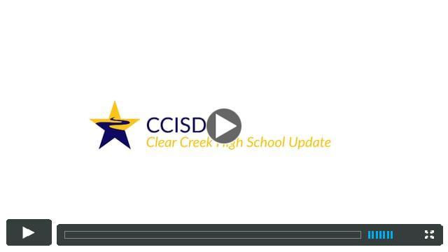 Clear Creek High School Construction Update
