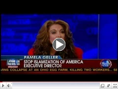 Pamela Geller on The O'Reilly Factor - August 4, 2010