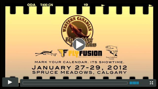Western Canadian Fly Fishing Expo - 2012