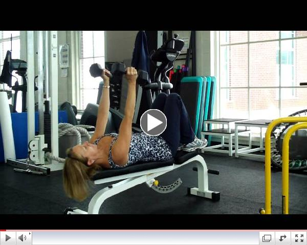 Fitness Pointe - Tricep Exercises
