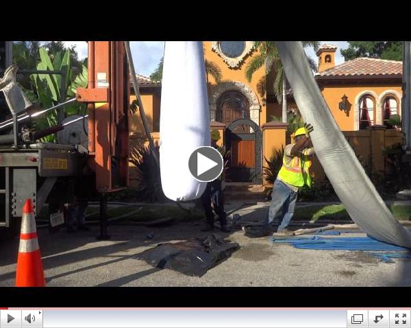 Video:  Cured in Place Pipe Installation