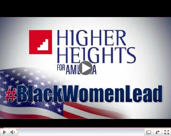 Power By The Numbers - #BlackWomenLead