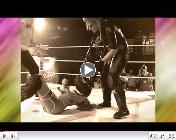 Reby Sky vs. Jessicka Havok - SHINE 6!