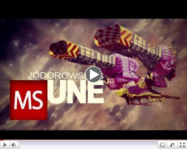 Jodorowsky's Dune - Official Trailer [HD] Alejandro Jodorowsky, Michel Seydoux, H.R. Giger