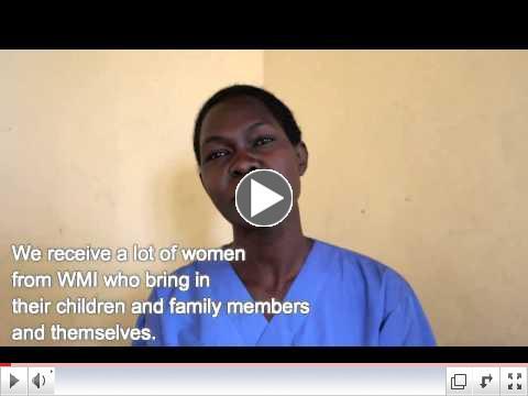 Aguti Benna, Clinician, Medical Centre - Gulu, Uganda - 2015