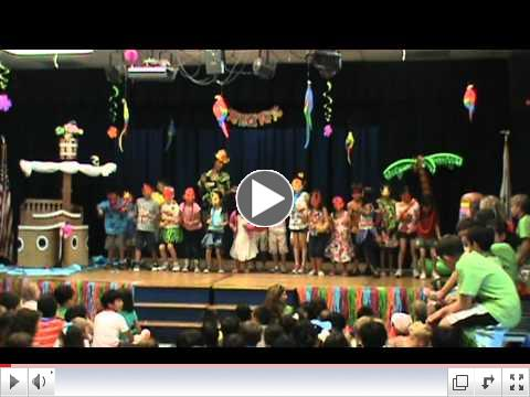 Fairmont Summer Camp Edgewood Talent Show Group 4