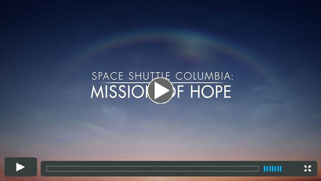 Space Shuttle Columbia: Mission of Hope -- Trailer