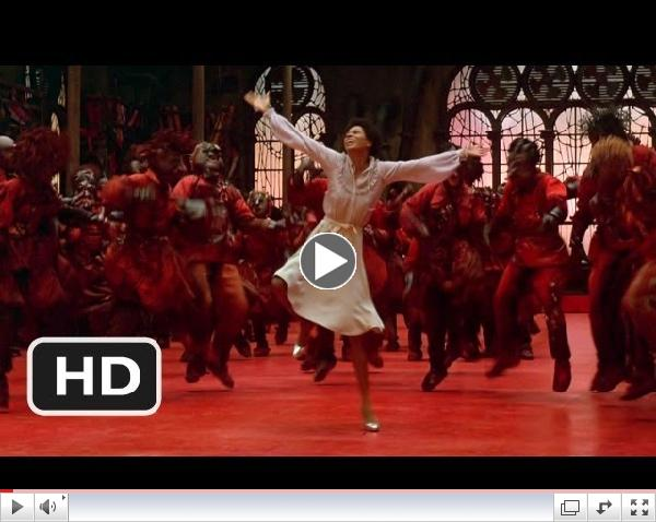 The Wiz Movie CLIP - Everybody Rejoice (1978) HD