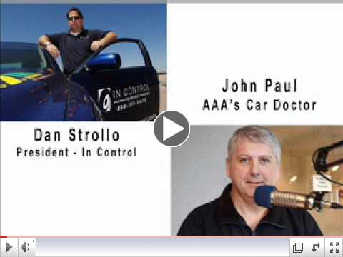 AAA Car Doctor John Paul Interviews Dan Strollo President of In Control