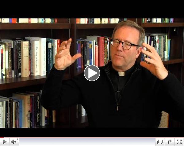Fr. Barron comments on Gravity (spoiler alert)