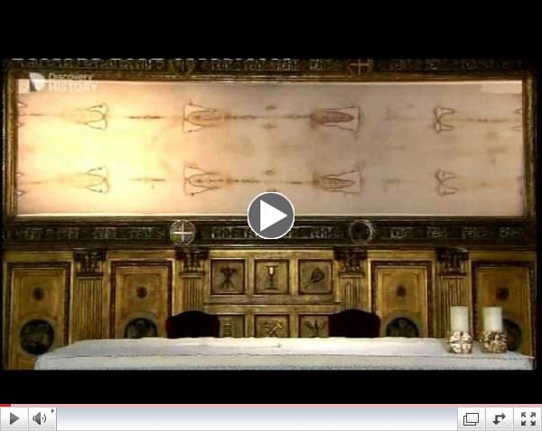 The Turin Shroud The New Evidence Part 1. Discovery History Channel.