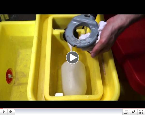 How to remove the Immersion Heater in a Ritchie automatic waterer
