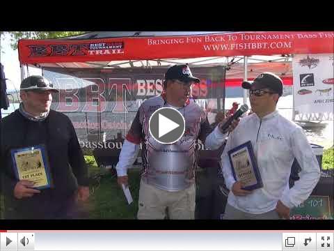 Frank Ono and Ed Zinda Win Clear Lake 4/14/18